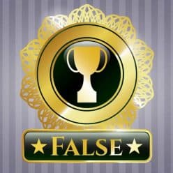 Logo of fake award