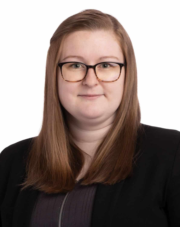 Paralegal Kristen Conrad from Graham.Law